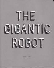 Cover von The Gigantic Robot