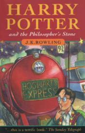 Cover von Harry Potter and the Philosopher's Stone