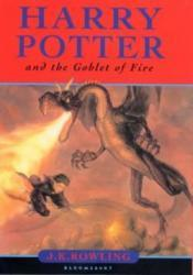Cover von Harry Potter and the Goblet of Fire