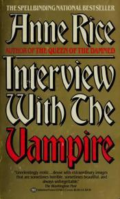 Cover von Interview With The Vampire